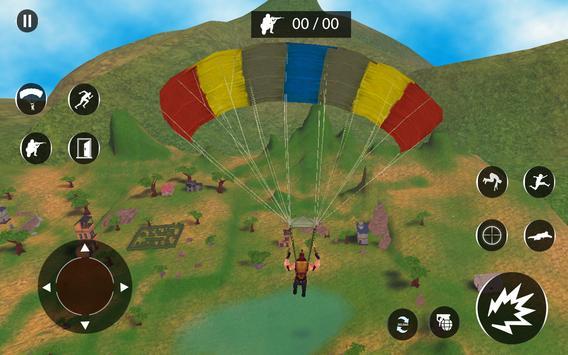 Battle Royale Grand Mobile V2 captura de pantalla 9