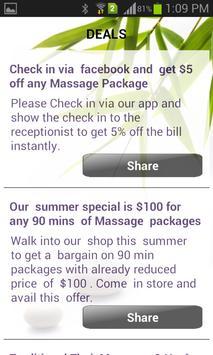 Chill Thai massage screenshot 2