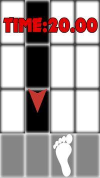Finger Tap captura de pantalla de la apk