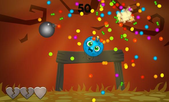 Fruit Smash Escape captura de pantalla de la apk