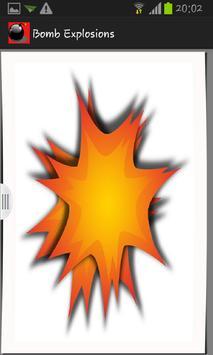 Bomb Explosions screenshot 7