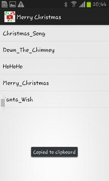Merry Christmas 2014 screenshot 1