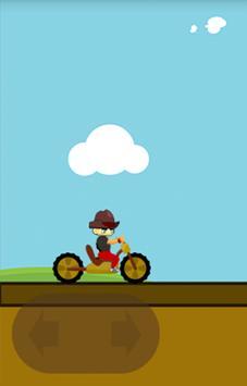 Hill Climb Bike poster