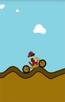 Hill Climb Bike apk screenshot