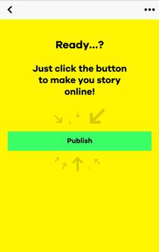 StoryChips apk screenshot