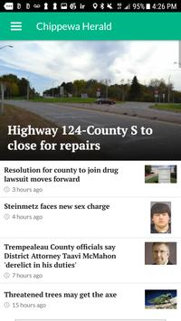 Chippewa Herald apk screenshot