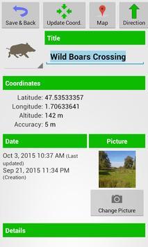 My Nature GPS screenshot 5