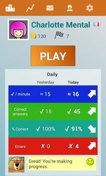Mental Maths Mundial screenshot 4