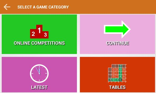 Mental Maths Mundial screenshot 6
