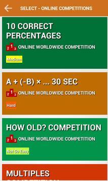 Mental Maths Mundial screenshot 3