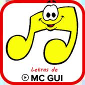 Letras de Mc Gui icon