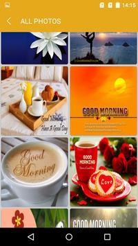 Good Morning Wishes apk screenshot
