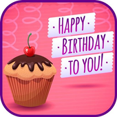 Birthday Wishes Images Classic icon