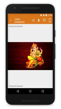Lord Ganesha Wallpapers screenshot 2