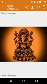 Lord Ganesha Wallpapers apk screenshot