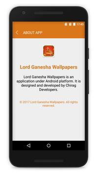 Lord Ganesha Wallpapers screenshot 7