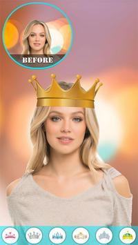 Crown Photo Editor poster