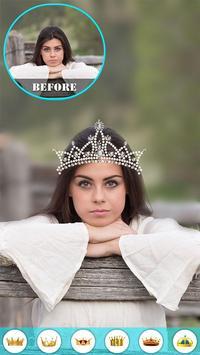 Crown Photo Editor apk screenshot
