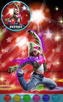 Hip Hop Photo Editor скриншот приложения