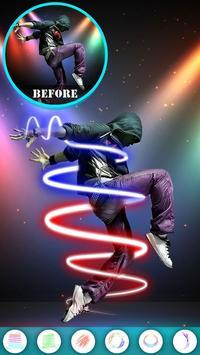 Hip Hop Photo Editor постер