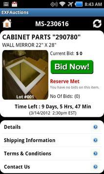 EXF-Auctions screenshot 4