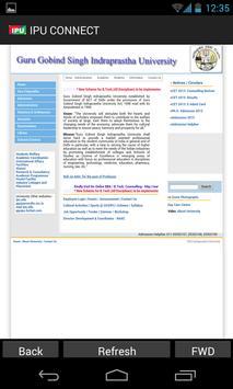 IPU CONNECT apk screenshot