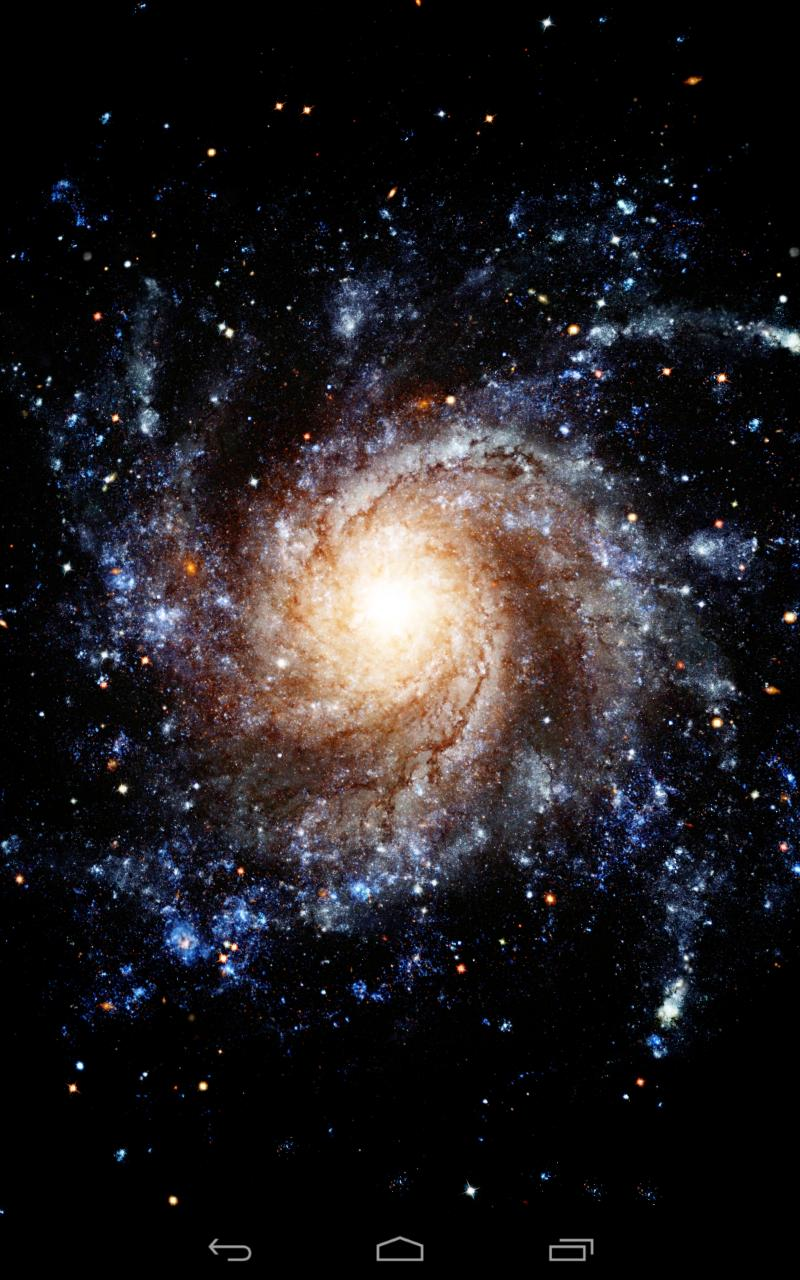 Galaxy Wallpaper for Android - APK Download