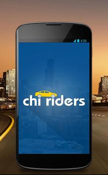 Chiriders Driver poster