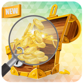 Real GOLD FINDER : Gold detector icon