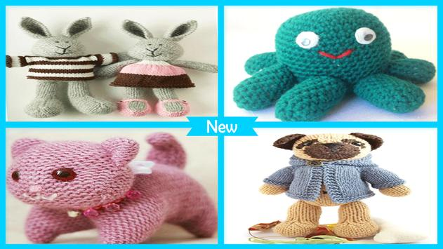 Adorable Knitted Toys Step by Step screenshot 3