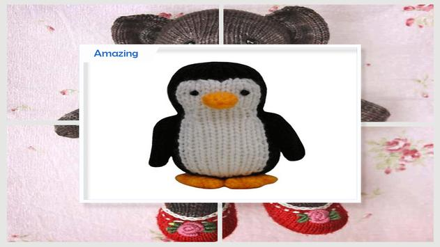 Adorable Knitted Toys Step by Step screenshot 2