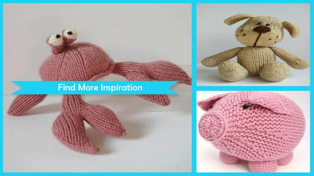 Adorable Knitted Toys Step by Step screenshot 4