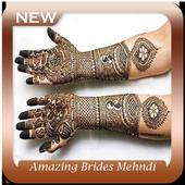 Amazing Brides Mehndi Design icon