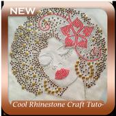 COol Rhinestone Craft Tutorial icon