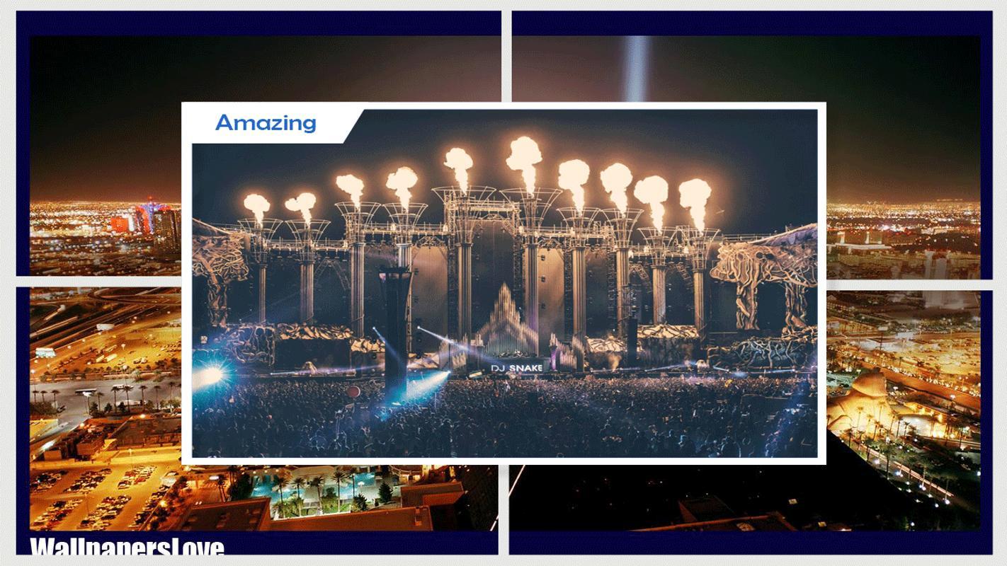 ... Las Vegas Live Wallpaper HD screenshot 3 ...