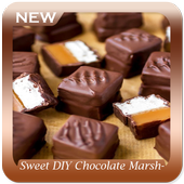 Sweet DIY Chocolate Marshmallow Pie icon