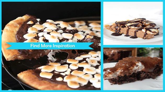 Sweet DIY Chocolate Marshmallow Pie poster