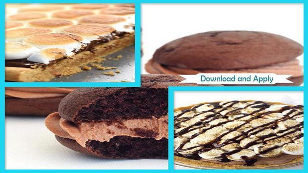 Sweet DIY Chocolate Marshmallow Pie screenshot 1