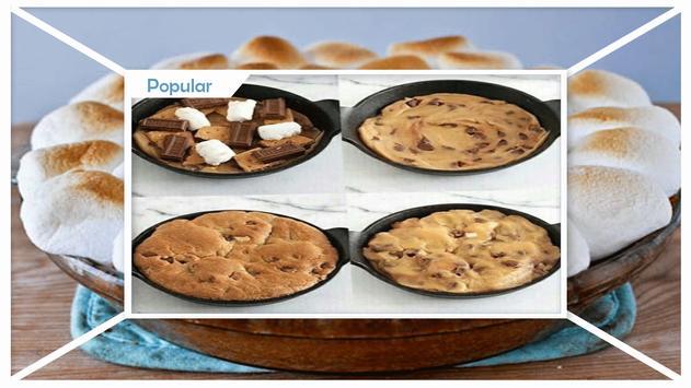 Sweet DIY Chocolate Marshmallow Pie apk screenshot