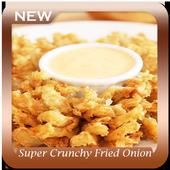 Super Crunchy Fried Onion Recipe icon