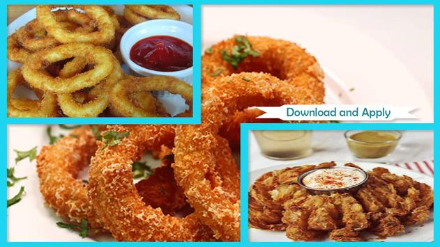 Super Crunchy Fried Onion Recipe screenshot 1