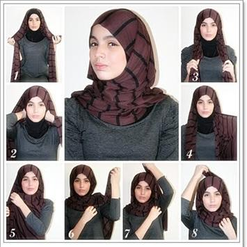 Tutorial Hijab Style poster