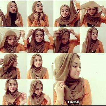 Tutorial Hijab Style apk screenshot