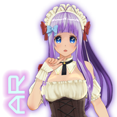 Waifu 3D AR 2 icon