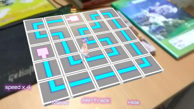 Waifu 3D AR 2 apk screenshot