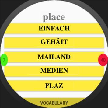 Luxembourgish Vocabulary screenshot 7