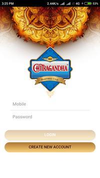 Chitragandha poster