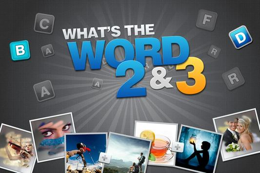 What's The Word 3 in 1 apk screenshot
