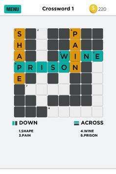 Pic Crossword Puzzle Game Quiz Guessing Apk Screenshot