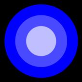 Blue Oreo Theme icon